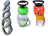 Wassersammelringe & Wasserdruckbehälter