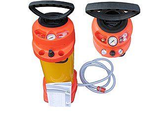 Wasserdruckbehälter 10 Liter aus Stahl mit Innenbeschichtung |