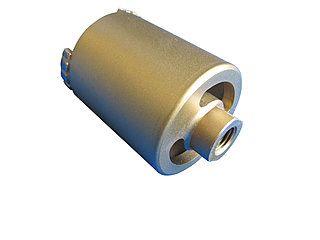 Ø 68 mm Diamant-Dosensenker mit M16-Anschluss und Deckelschlitzen für die Staubabsaugung | Für abrasives Material wie: Mauerwerk, Poroton, Gasbeton, Estrich, Kalksandstein weich