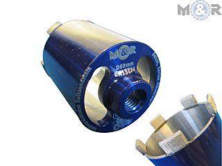 """Diamant-Dosensenker Ø 68 mm Typ """"Matrix"""" mit speziell angeordneten Diamanten in der Matrix!"""