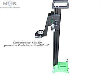 Eibenstock Bohrständer KBS 250 | passend zur Diamant-Trocken-Kernbohrmaschine EHD 1801 von Eibenstock