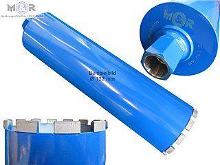 """1 1/4"""" Diamant-Bohrkrone """"Laser-Premium"""" für Kernbohrdienstleister und Profi-Handwerker. Besonders geeignet für Stahlbeton, Klinker und duktile Gußrohre."""