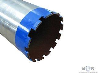 Die 11 mm hohen Premium-Dach-Segmente zeichen sich durch eine hohe Diamant-Konzentration und weiche Bindung aus.